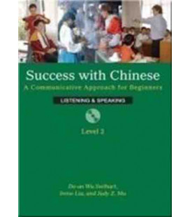 Success with Chinese - Listening & Speaking. Level 2 (CD incluso)