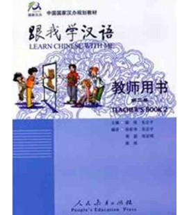 Aprende Chino Conmigo 2 - Teacher's book