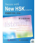 Success with the New HSK. Vol 4 (Simulated Listening Tests - Incluye CD MP3)