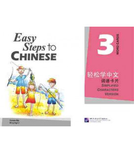 Easy Steps to Chinese 3 - Word Cards