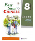Easy Steps to Chinese 8 - Textbook (CD inklusive)