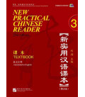 New Practical Chinese Reader 3. Textbook (2nd Edition) - CD incluso