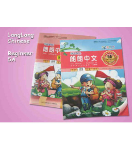Lang Lang Chinese 5A (Yes Chinese - SET 5A- Textbook & Workbook)
