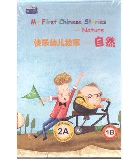 My First Chinese Stories. Nature 1B (7 Bücher + CD)
