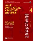 New Practical Chinese Reader 4. Workbook (2nd Edition) - Incluye código QR