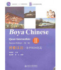 Boya Chinese Quasi-Intermediate 2- Second Edition (QR Codice incluso)