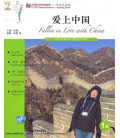 FLTRP Graded Readers 1A- Falling in Love with China (CD included MP3)