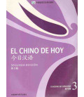 El chino de hoy 3 (2ème édition) Manuel - CD-MP3 inclus