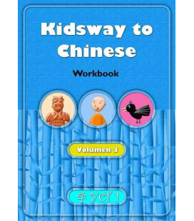 Kidsway to Chinese (YCT 1) - Volume 3 Workbook (Spanish version)