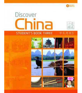 Discover China Student's Book 3 (Incl. 2 CDs)