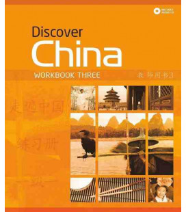 Discover China Workbook 3 (CD incluso)