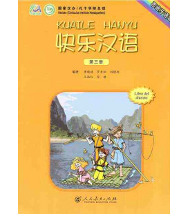 Kuaile Hanyu Vol 3- Livre de l'étudiant