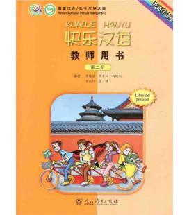 Kuaile Hanyu Vol 2 - Libro del profesor
