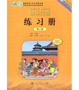 Kuaile Hanyu Vol 2- Cahier d'exercices