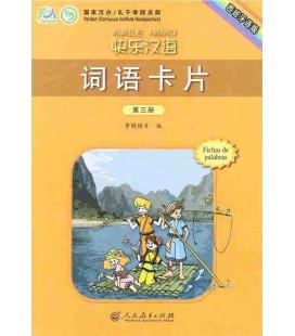 Kuaile Hanyu Vol 3 - Schede di vocabolario