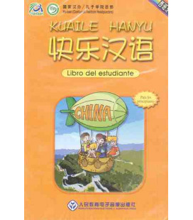 Kuaile Hanyu Vol 1 - Pack mit 2 CDs (Spanische Version)