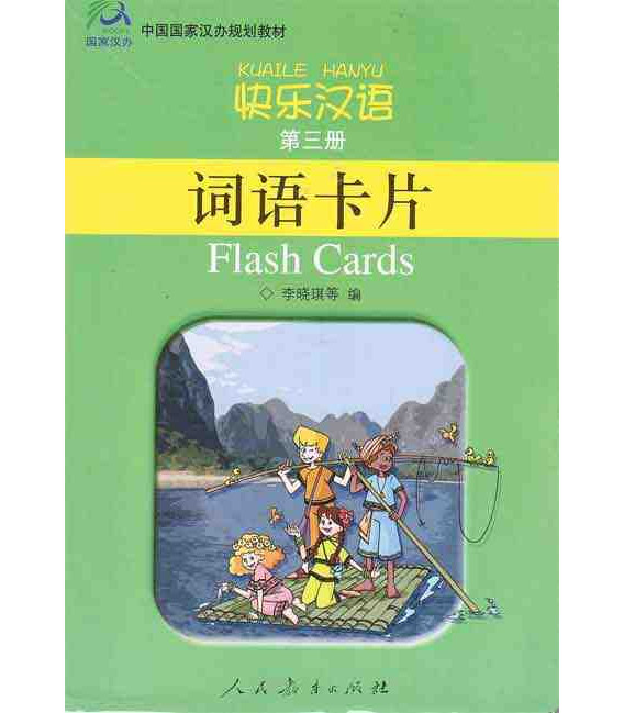 Kuaile Hanyu Vol 3 - Flash Cards