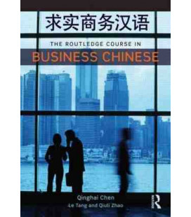 The Routledge Course in Business Chinese
