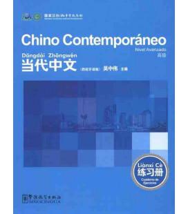 Chino Contemporáneo 3. Cahier d'exercices (Niveau avancé)