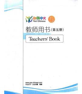 Lang Lang Chinese Teacher's Book 5 (Yes Chinese - Livre du professeur pour les niveaux 5A et 5B)