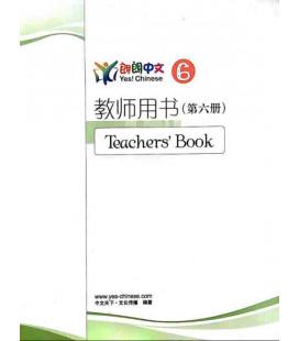 Lang Lang Chinese Teacher's Book 6 (Yes Chinese - Livre du professeur pour les niveaux 6A et 6B)