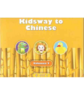 Kidsway to Chinese (YCT 0) - Volume 2 Textbook (Versión en español)