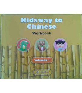 Kidsway to Chinese (YCT 0) - Volume 1 Workbook (Spanish version)