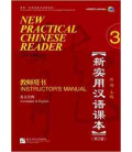New Practical Chinese Reader 3. Livre du professeur (2nd Edition) - CD inclus
