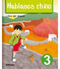 Hablamos chino 3 (Pack: student's book+ exercise books+ CD)