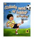 ¿Dónde está el balón? (Livre + CD MP3)