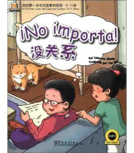 ¡No importa! (Book + CD MP3)