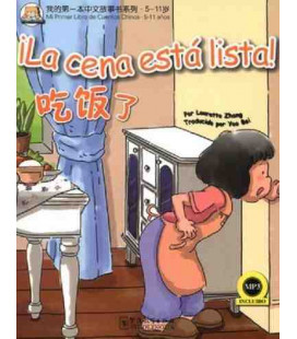 ¡La cena está lista! (Libro + CD MP3)