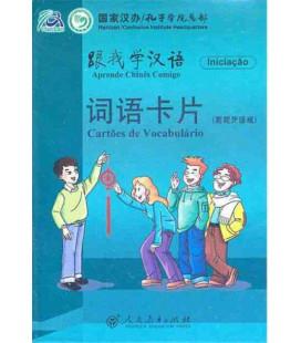 Aprende Chinês Comigo 1-Iniciação- Cartões de Vocabulário