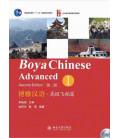 Boya Chinese- Advanced 1 (Second edition)- Incluye CD