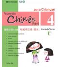 Fazendo chinês fácil para crianças 4- Livro de texto (CD incluso)