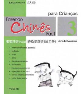 Fazendo chinês fácil para crianças 3- Übungsbuch