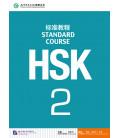 HSK Standard Course 2- Textbook (Livre + CD MP3 + QR Code)