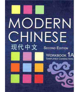 Modern Chinese 1A- Workbook- (2a edizione) Con download degli audio