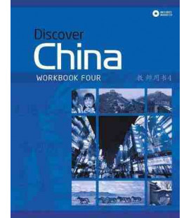Discover China Workbook 4 (CD incluso)
