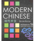 Modern Chinese 1B- Workbook- (2nd Edition) Download degli audio disponibile