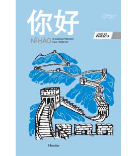 Nihao 3- Libro de Curso (4 CD inclus)