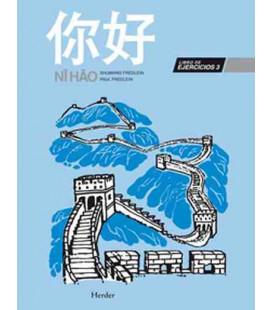 Nihao 3- Libro de ejercicios