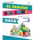 El Paraíso del Chino 2- Libro di testo (Libro + CD)