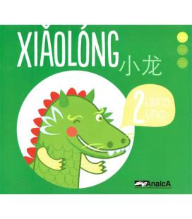Xiaolong 2 (3 libri di attività con adesivi per l'alunno + 1CD audio)
