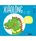 Xiaolong 3 (3 livres d'activités avec autocollants pour l'élève + 1CD audio)