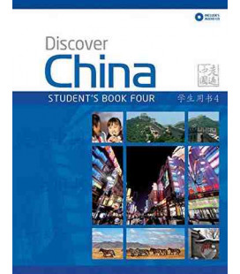 Discover China Student's Book 4 (Incl. 2 CDs)