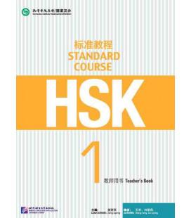 HSK Standard Course 1 -Teacher's Book- Serie di libri di testo basata sull'HSK