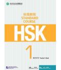 HSK Standard Course 1 -Teacher's Book - HSK-based textbook series