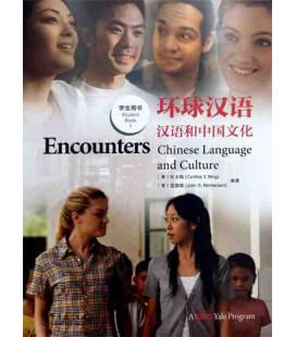 Encounters 1 - Student Book- chinesische Versión (QR-Code für Audios und Videos)