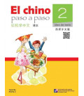 El Chino Paso a Paso 2 - Libro di testo (CD y Codice QR Incluso)